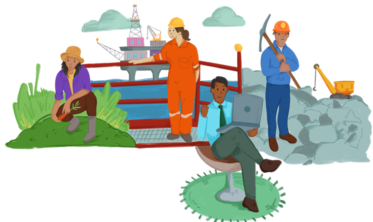 Commodity Site Manager Product Illustration