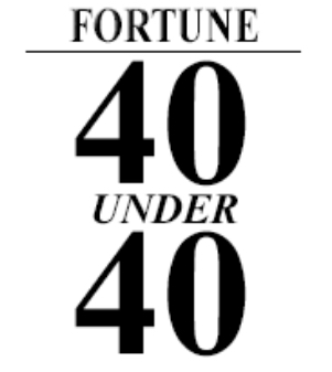 Eka CEO named in Fortune 40 under 40