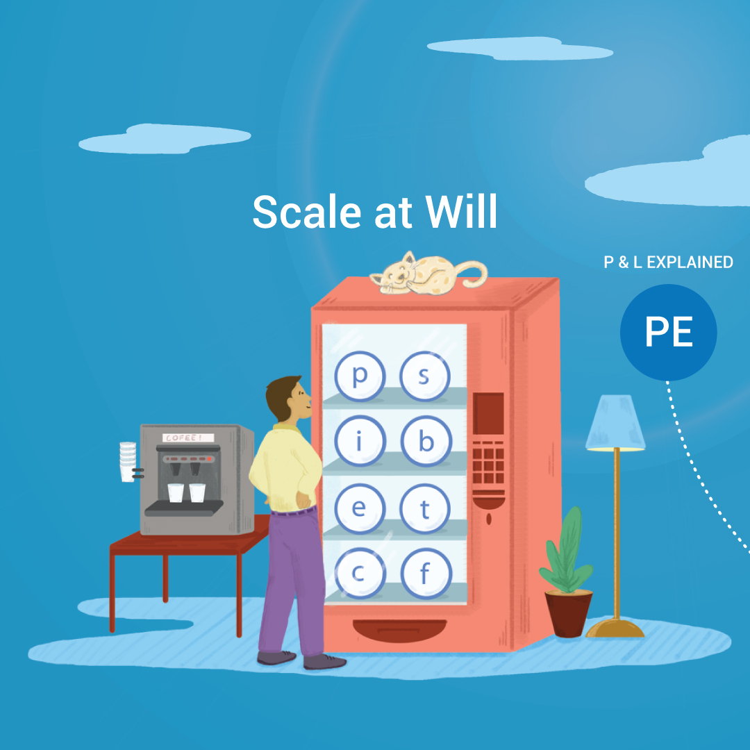 Scale at Will