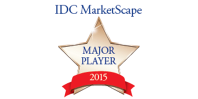 IDC marketscape awards