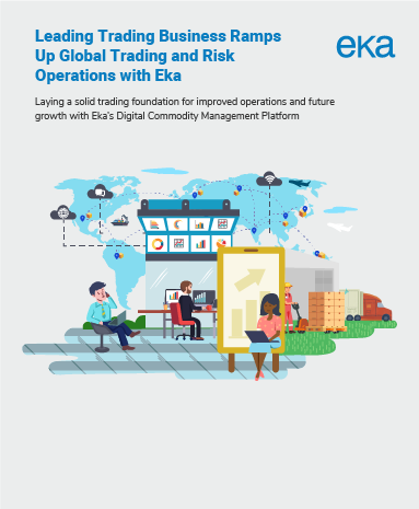Leading Trading Business Ramps Up Global Trading and Risk Operations with Eka